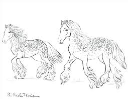 Mustang Horse Coloring Pages Cloudberryladycom