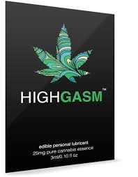 HighGasm - Edible Personal Lubricant