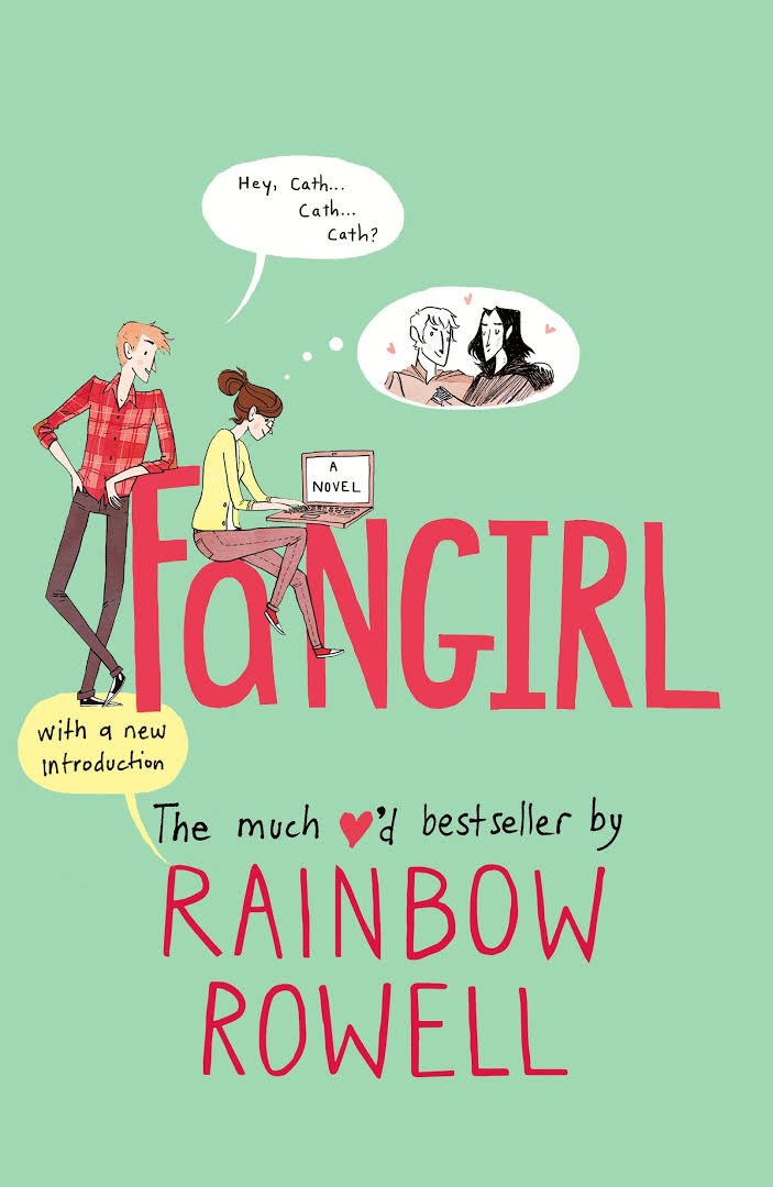 Image result for fangirl rainbow rowell""