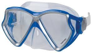 <b>Маска</b> для плавания <b>Intex Silicone</b> Aviator Pro 55980 — купить по ...