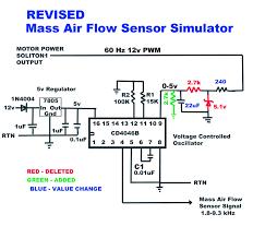 elescalade maf and map sensor drama evtv motor verks