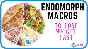 endomorph macros to lose weight fast
