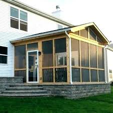 winterize screened porch the log cabin inspired outdoor living in your winterize screened porch