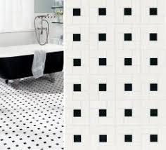 black and white tile floor. Black And White Tile Floors Classy Elegant | Fall Home Decor Floor