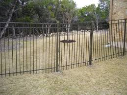 wrought iron fence gate. Wrought Iron Fence Gate