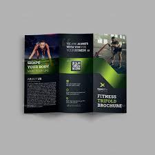 15 Fitness Brochure Designs Templates Psd Ai Google Docs