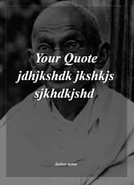 Serious Quotes