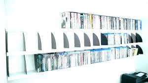 dvd wall storage wall storage wall mount shelves shelves wall details about wall storage wall mount dvd wall storage