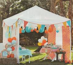 outdoor party tent al 58 decorated tents for parties 25 best ideas about baby