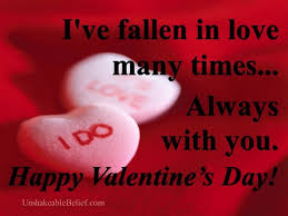 Love Valentines Day Quotes Interesting Falling In Love On Valentines Day YourBirthdayQuotes