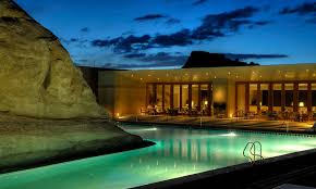Resort Lighting Design Amangiri Resort Ljusarkitektur Ljusdesign Lighting