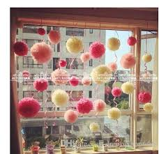 Paper Flower Business The Full Marriage Room Decoration 20cm Paper Flowers Ball Wedding
