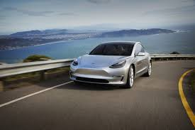new tesla car release dateTesla Model 3 First car to leave production line today  The Week
