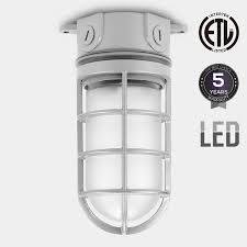 zoom integrated led vapor proof outdoor fixture main