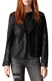 women s blanknyc faux leather moto jacket who what wear