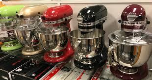 kohl s cardholders better than black friday s on kitchenaid artisan 5 quart stand mixer hip2save