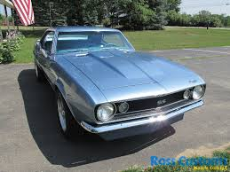 FOR SALE – 1967 Chevrolet Camaro SS 327 – $34,900 Â« Ross Customs