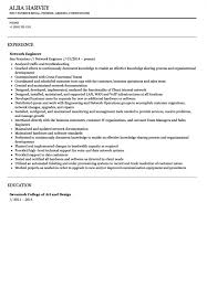 Template Resume Format Network Engineer Sample Doc Template 9 Free