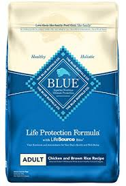 Blue Buffalo Wilderness Feeding Chart Blue Buffalo Life Protection Formula Natural Adult Dry Dog Food Chicken Brown Rice 30 Lb
