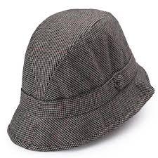 "RUBINACCI London House by Herbert Johnson UK Wool Tweed ""Humphrey"" Hat –  SARTORIALE"