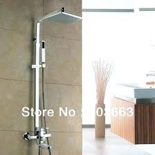 shower head attached to faucet shower head handheld shower head for tub spout shower head bathtub