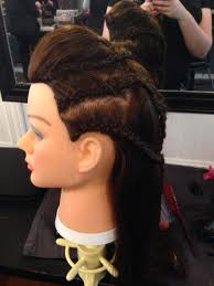 Hair Style Tv Shows vikings tv show inspired braided hair style done by me hair 1008 by stevesalt.us