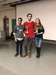 The Debate Correspondent - Congratulations to Isaac Botham and Charmaine  Strong for winning Father Roger Guindon 2018! | Facebook