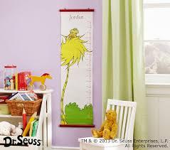 Dr Seuss Growth Chart Pottery Barn Kids