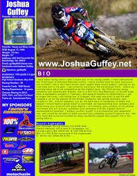 Joshua Guffey resume