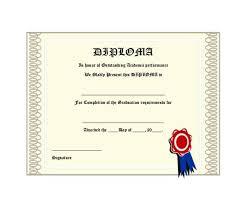 Free Homeschool Diploma Template Free Printable Diploma Template 30 Real Fake Diploma