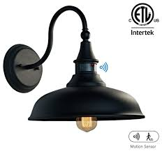 motini outdoor wall light with motion