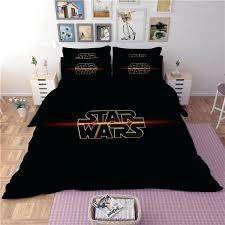 star wars bedding full image is loading star wars bedding set duvet cover and pillow star