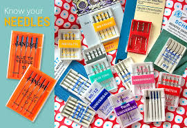 Choose The Right Sewing Machine Needle For Your Project