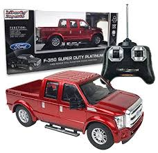 Amazon.com: Liberty Imports RC Ford F-350 Super Duty Pick Up Truck ...