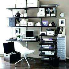 storage ideas for office. Office Shelving Ideas For Home Remarkable Design Wall Shelves . Storage