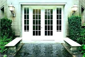 replacing garage doors with french doors replacing garage door with french doors french door installation cost
