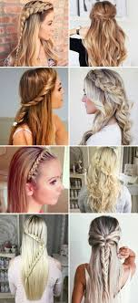 Pretty Girl Hair Style best 25 school hairstyles ideas simple school 7349 by wearticles.com