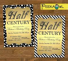 Free Online Party Invitations With Rsvp Printable 50th Birthday Invitations Templates Party Invitation