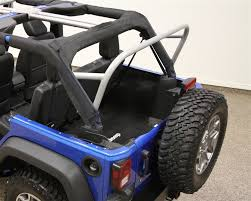rock hard 4x4 8482 3rd row sport cage for jeep wrangler jk 4dr 2007 2018