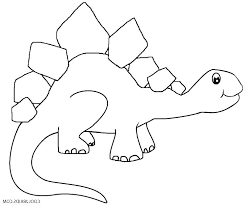 Dinosaurs Coloring Pages Free Printable Angkorddhousecom