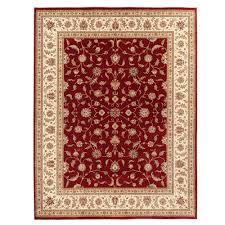 Small Picture Home Decorators Collection Maggie Red 7 ft 10 in x 10 ft Area