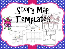 Story Map Template Story Map Template By Ventori Teaching Resources Tes