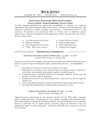 Industrial Sales Engineer Sample Resume Sample Industrial Engineer Resume Sales Engineering Rega Sevte 1