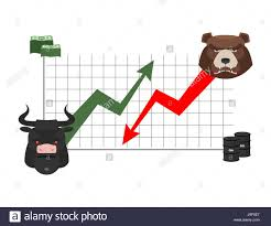 Bull And Bear Finance Rise And Fall Of Quotations Players