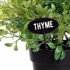 image is loading metal garden herb markers stickers gardening plot
