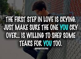 Cry Quotes Tears For You Fascinating Love Crying Quotes Pic