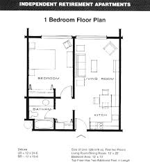 Modern One Bedroom House Plans Architecture Minimalist Square House Plans One Bedroom Approx1
