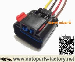 popular ford wiring harness buy cheap ford wiring harness lots longyue 10pcs glow plug wiring harness connctor pigtail 8 case for ford 6 0 6 0l