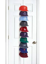 Gallery of Appealing Baseball Cap Rack Ideas