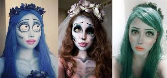 15 scary corpse bride makeup ideas for